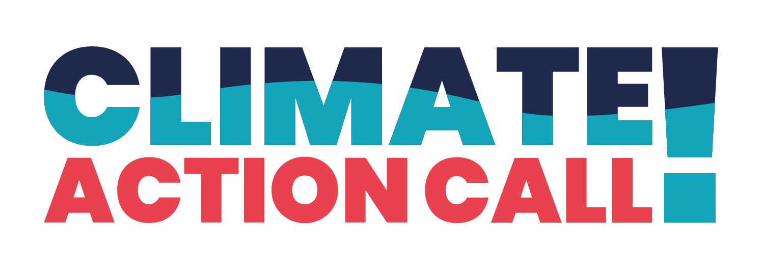 Climate Action Call Logo